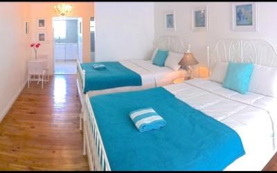 Bikini Hostel Room