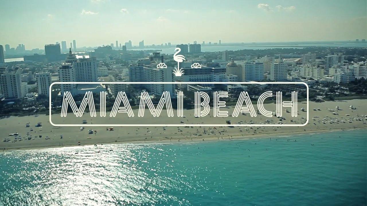 Miami Beach view